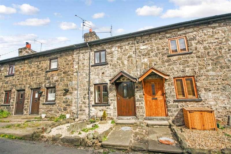 1 Bedroom Terraced House for sale in Waterfall Street, Llanrhaeadr Ym Mochnant, Oswestry