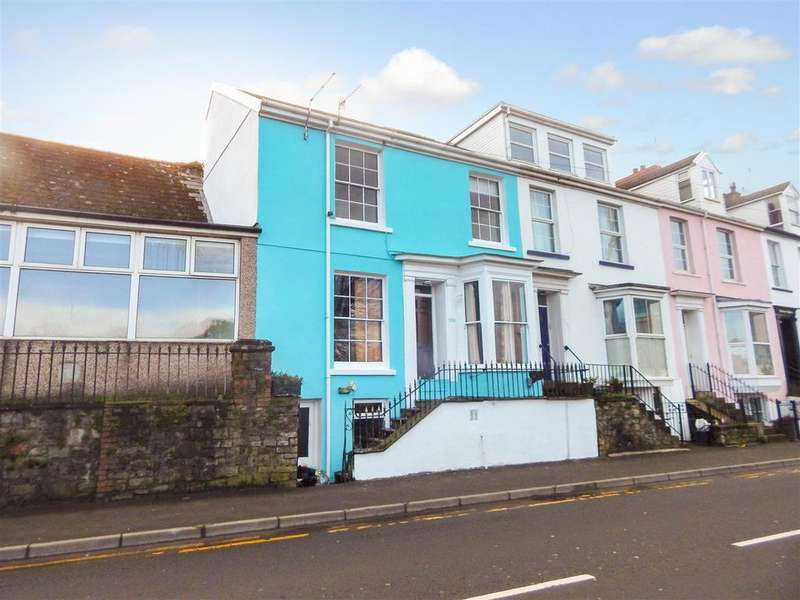 3 Bedrooms End Of Terrace House for sale in Mumbles Road, Mumbles