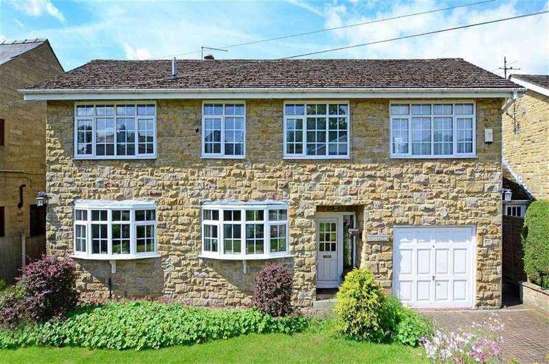 3 Bedrooms Detached House for sale in Copperstone, 3, Over Road, Baslow, Bakewell, Derbyshire, DE45