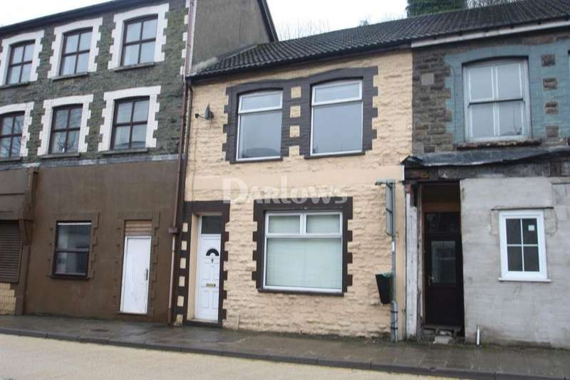 2 Bedrooms Terraced House for sale in East Rd, Tylorstown