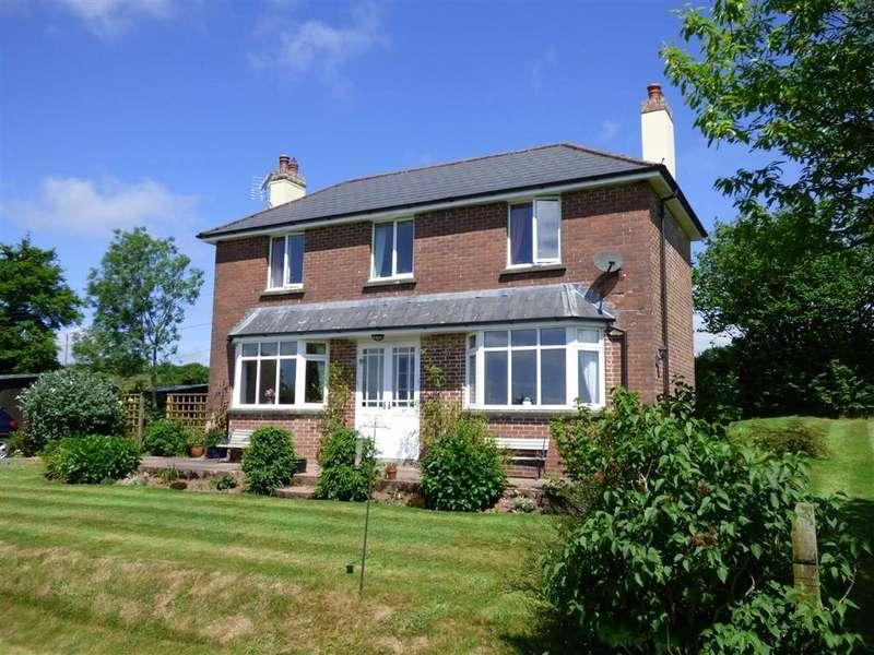 5 Bedrooms Detached House for sale in Rackenford, Tiverton, Devon, EX16