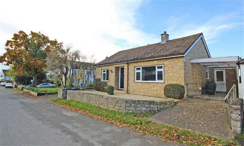 2 Bedrooms Detached Bungalow for sale in Willow Bank Road, Alderton, Tewkesbury, GL20
