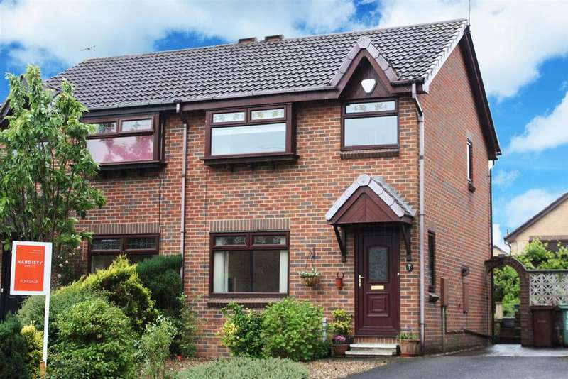 3 Bedrooms House for sale in Bransdale Gardens, Guiseley, Leeds