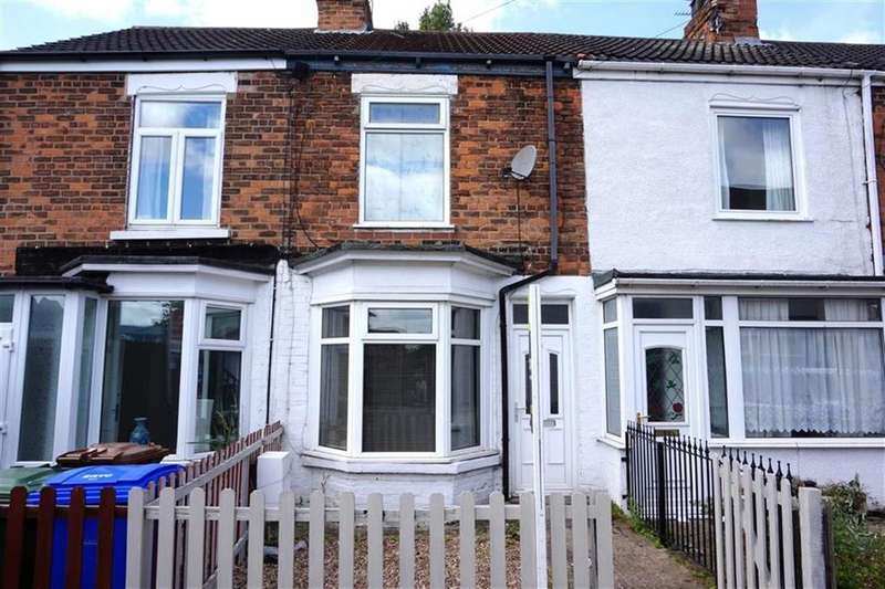 2 Bedrooms Terraced House for sale in Florence Avenue, Hessle, Hessle, HU13