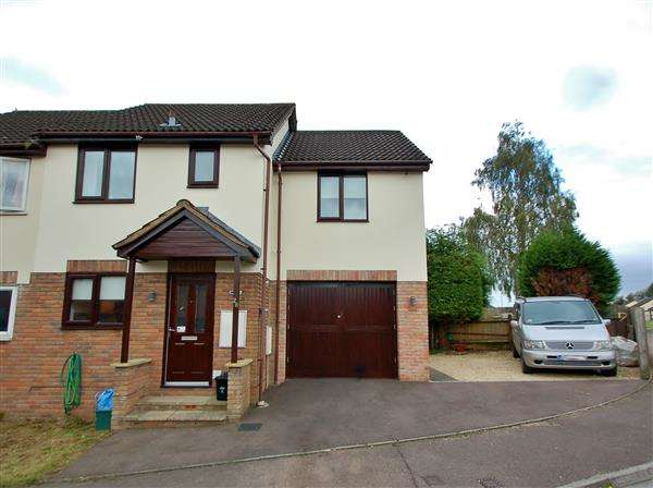 3 Bedrooms Semi Detached House for sale in GREENWAYS DRIVE, MILKWALL