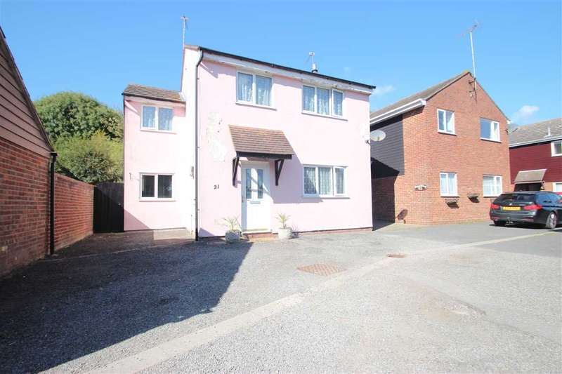 4 Bedrooms Detached House for sale in Oak Close, Thorpe-Le-Soken