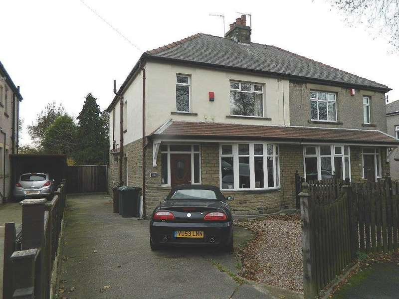 3 Bedrooms Semi Detached House for sale in Bolton Drive, Eccleshill, Bradford, BD2 2AB