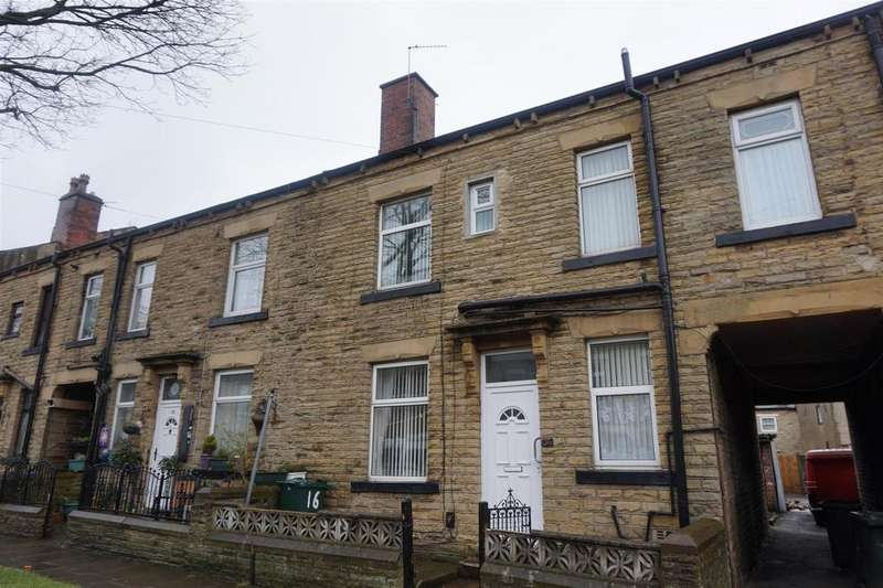 2 Bedrooms Terraced House for sale in Radnor Street, Thornbury, Bradford, BD3 8EA