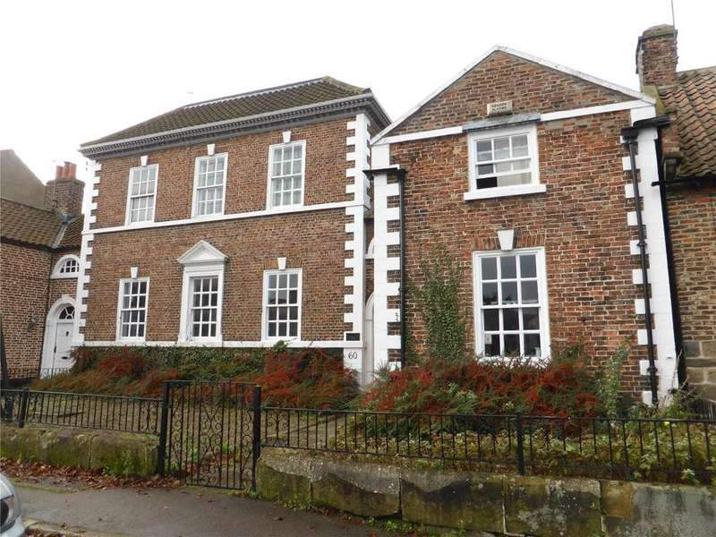 6 Bedrooms Terraced House for sale in West Green, Stokesley, Middlesbrough, Cleveland, TS9