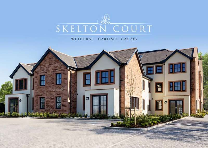 2 Bedrooms Apartment Flat for sale in Skelton Court, Wetheral