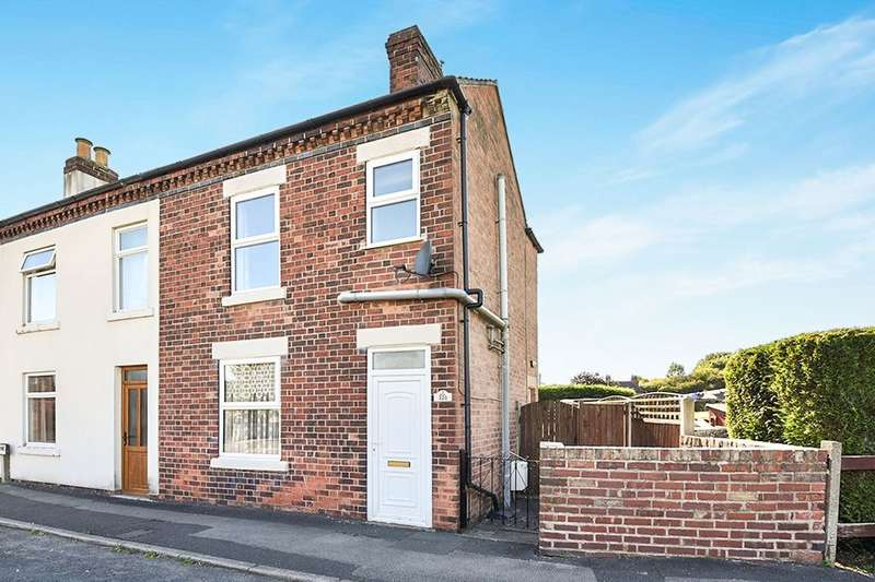 2 Bedrooms Semi Detached House for sale in Warmwells Lane, Marehay, Ripley, DE5
