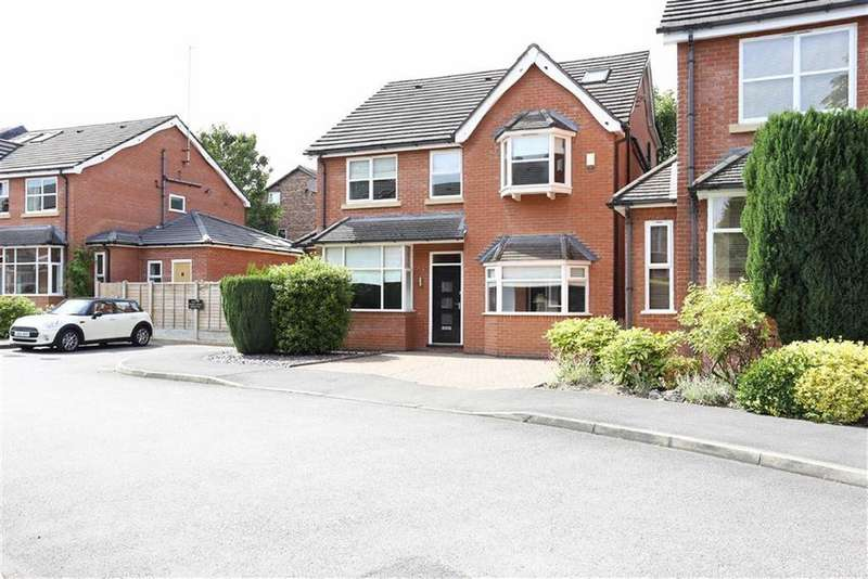 5 Bedrooms Detached House for sale in Meridian Place, West Didsbury, Manchester