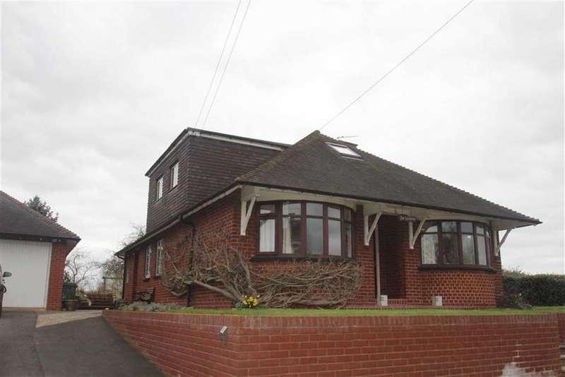 5 Bedrooms Detached Bungalow for sale in Berrington, Shrewsbury