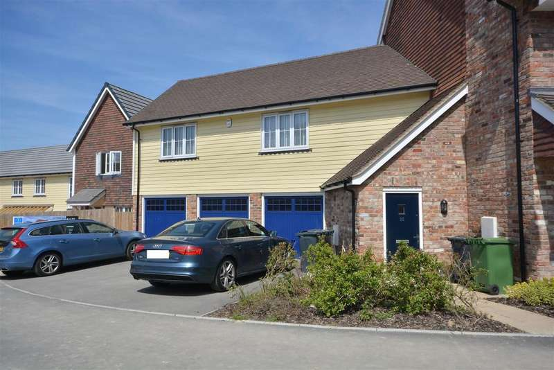 1 Bedroom Flat for sale in Woodlands Way, Hastings
