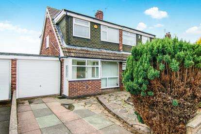 3 Bedrooms Semi Detached House for sale in Westbourne Avenue, Thornton, Liverpool, Merseyside, L23