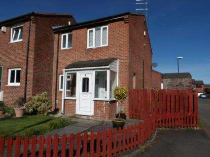 3 Bedrooms End Of Terrace House for sale in Helmdon, Washington, Tyne and Wear, NE37