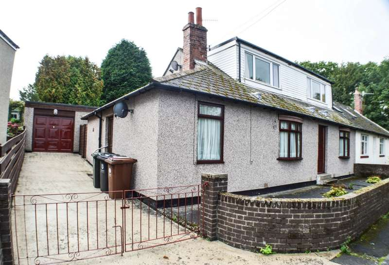 3 Bedrooms Bungalow for sale in Swalwell Close, Prudhoe, NE42