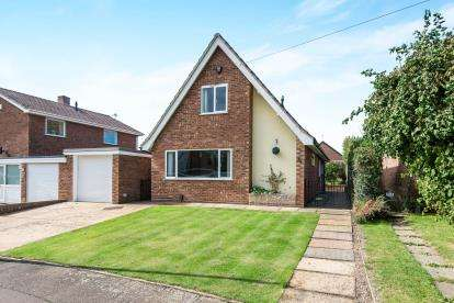 4 Bedrooms Bungalow for sale in Sprowston, Norwich, Norfolk