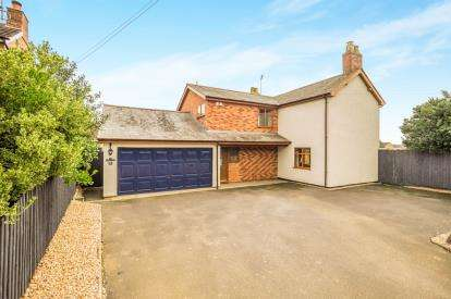4 Bedrooms Detached House for sale in Gaydon Road, Bishops Itchington, Southam, Warwickshire