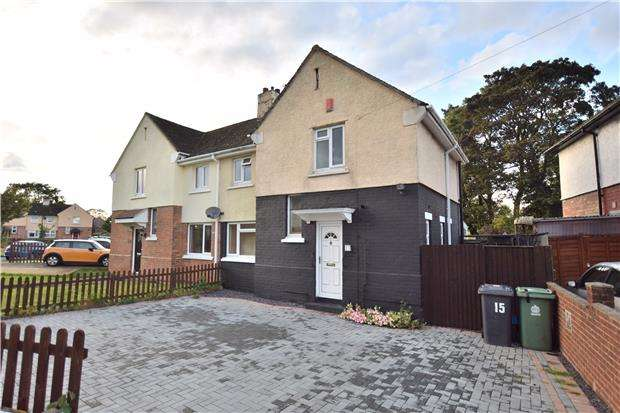 3 Bedrooms Semi Detached House for sale in Kingsley Road, GLOUCESTER, GL4 6RS