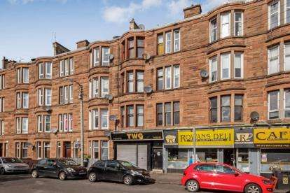 2 Bedrooms Flat for sale in Budhill Avenue, Budhill, Glasgow