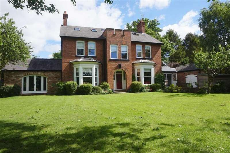 5 Bedrooms Detached House for sale in Beverley Road, South Cave, South Cave, HU15