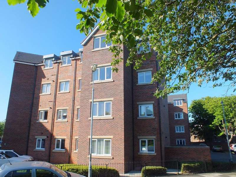 2 Bedrooms Flat for sale in The Sycamores, Blyth