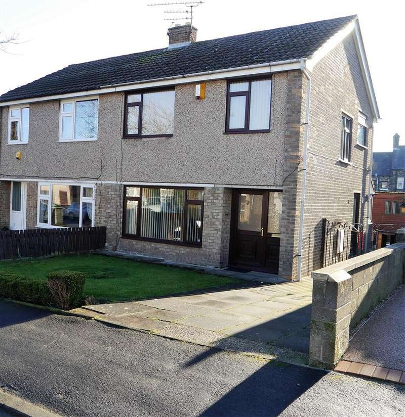3 Bedrooms Semi Detached House for sale in Pentland Avenue, Clayton, Bradford, BD14 6JG