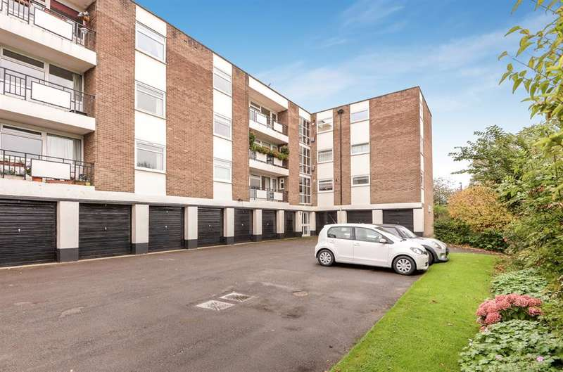 2 Bedrooms Flat for sale in Hampsthwaite Road, Harrogate, HG1 2JQ