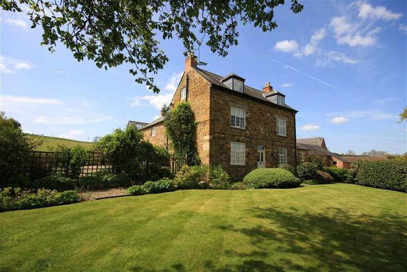 5 Bedrooms Unique Property for sale in Launde, Leicestershire
