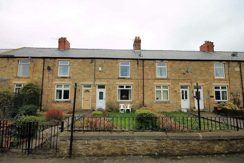 2 Bedrooms Terraced House for sale in Hogarth Terrace, Rookhope, Bishop Auckland