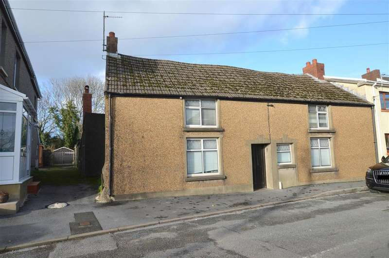 3 Bedrooms End Of Terrace House for sale in Alstred Street, Kidwelly