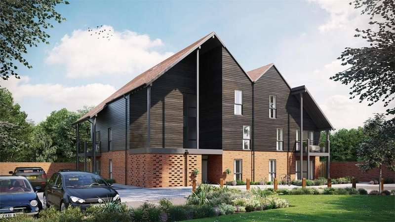 1 Bedroom Flat for sale in Sutton Scotney, Winchester, Hampshire