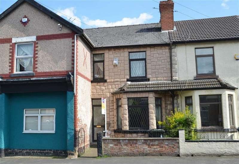 3 Bedrooms End Of Terrace House for sale in Grace Road, Ellesmere Port