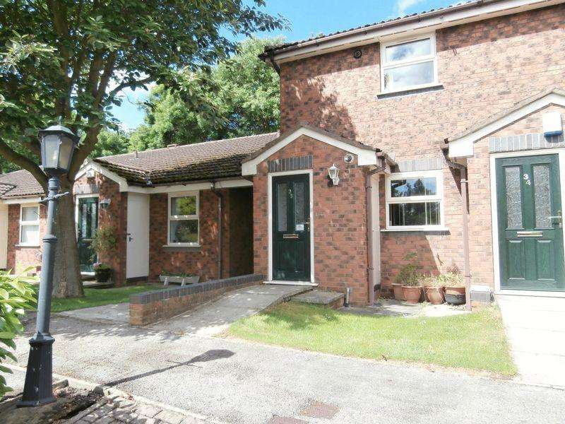 2 Bedrooms Apartment Flat for sale in Tudor Court, Willerby