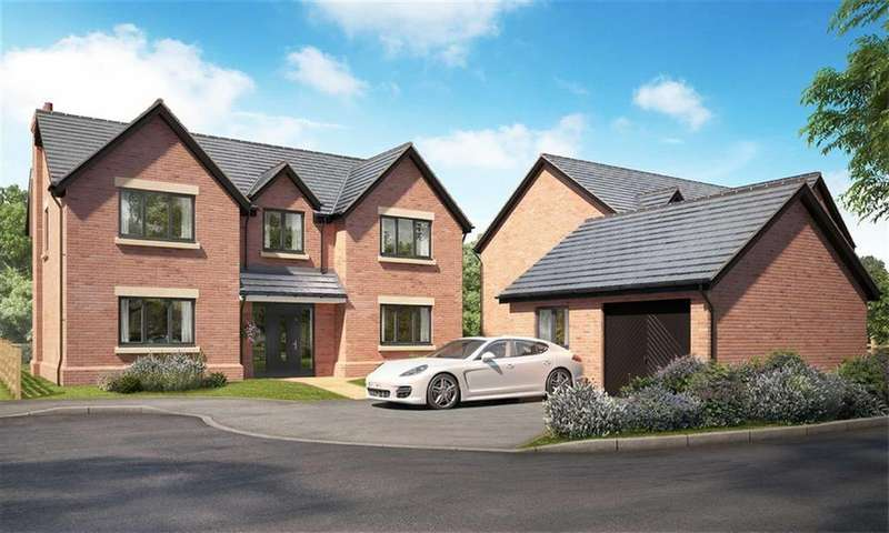 4 Bedrooms Detached House for sale in Cwrt Arthur, Rhewl, Ruthin
