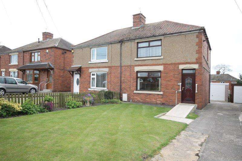 2 Bedrooms House for sale in Butterwick Road, Fishburn, Stockton-On-Tees