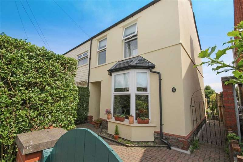 3 Bedrooms Semi Detached House for sale in Old Church Road, Whitchurch, Cardiff