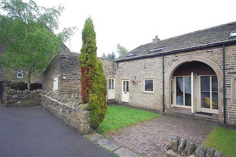 4 Bedrooms Terraced House for sale in School Cote Farm, Holmfield, Halifax, HX3