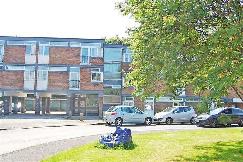 2 Bedrooms Flat for sale in The Lindens, Newbridge Crescent, Wolverhampton