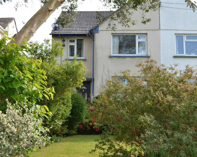 3 Bedrooms Semi Detached House for sale in River View, Landkey Road, Barnstaple