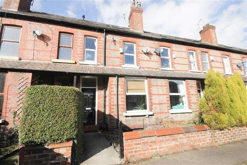 3 Bedrooms Terraced House for rent in Leopold Avenue, West Didsbury, Manchester