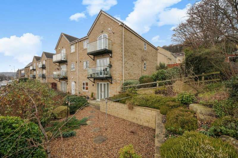 3 Bedrooms Flat for sale in OAKWOOD COURT, WOODBOTTOM CLOSE, BAILDON, BD17 7PN