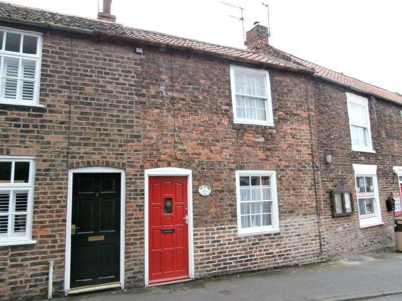 2 Bedrooms Terraced House for sale in Church Street, Burton Pidsea, East Yorkshire