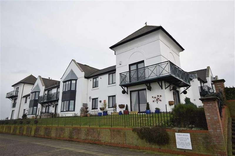 2 Bedrooms Apartment Flat for sale in Harbour View, Littlehaven, South Shields