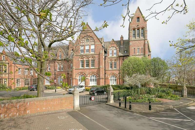 2 Bedrooms Flat for sale in Princess Mary Court, Jesmond, Newcastle upon Tyne