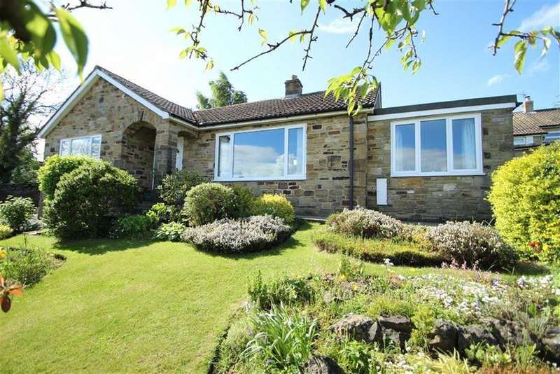 3 Bedrooms Detached Bungalow for sale in St Alkeldas Road, Middleham, Leyburn, North Yorkshire