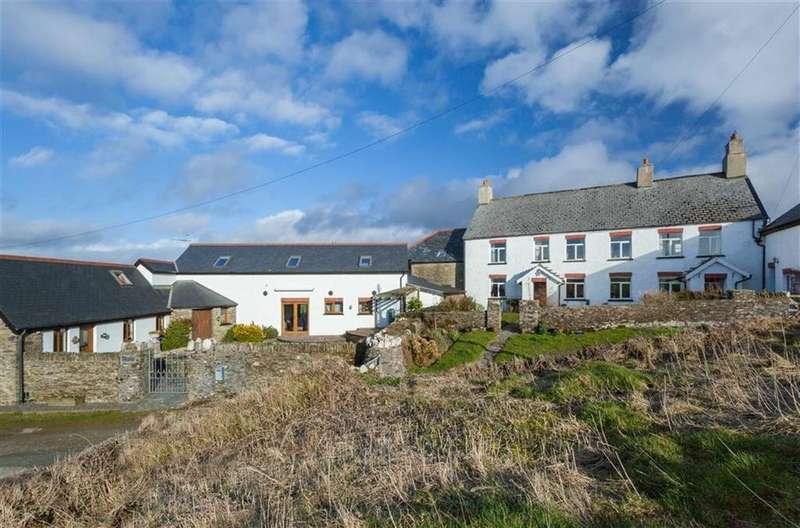 11 Bedrooms Detached House for sale in Woolscott Barton, Oxenpark Lane, Berrynarbor, Devon, EX34