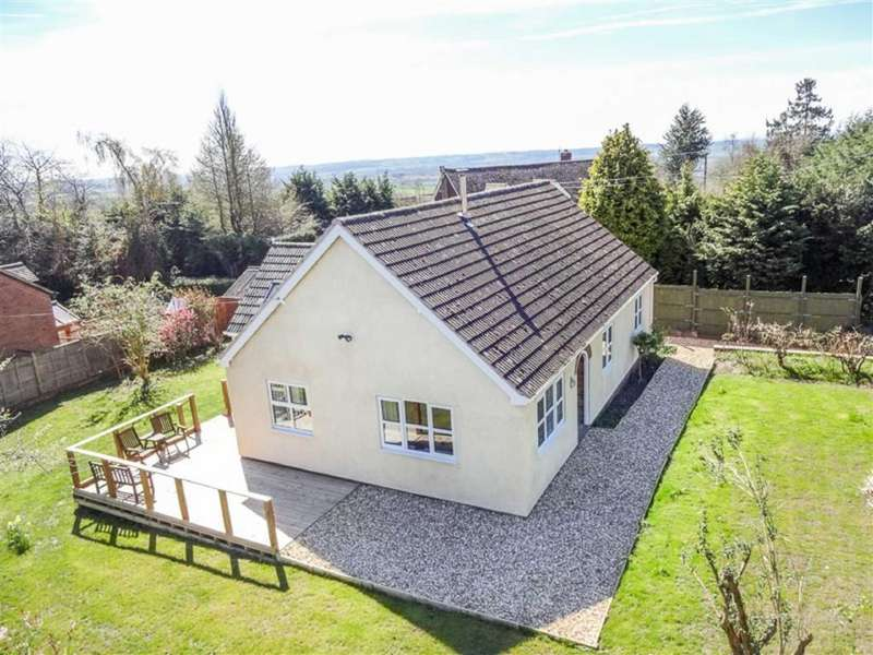 3 Bedrooms Detached Bungalow for sale in Whitewayhead Lane, Knowbury, Ludlow