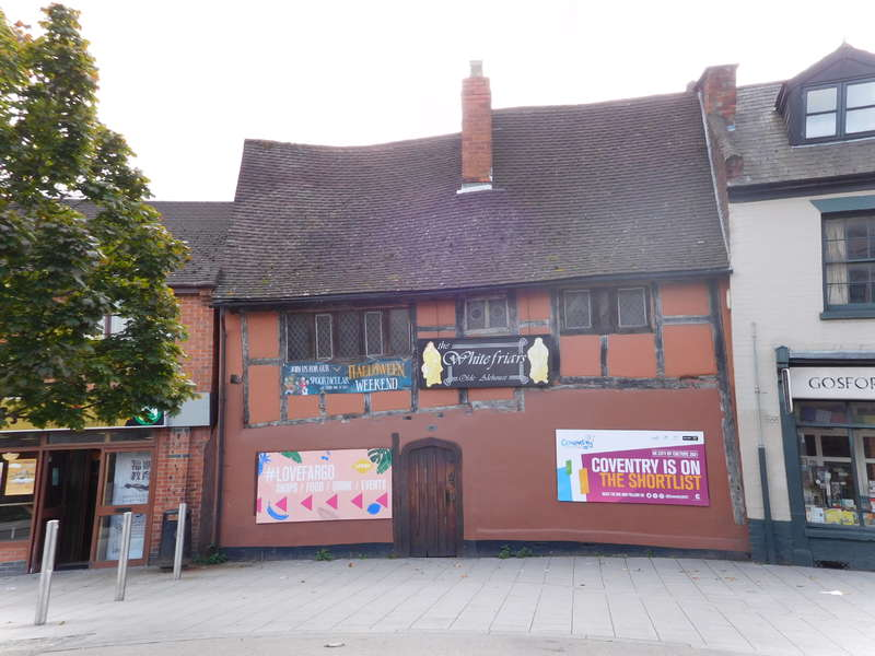 Pub Commercial for sale in Former Whitefriars Olde Ale House,Gosford Street,Coventry,West Midlands,CV1 5DL, Gosford Street, Coventry